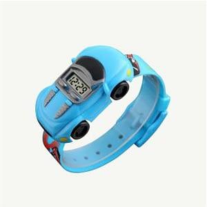 jam tangan anak biru